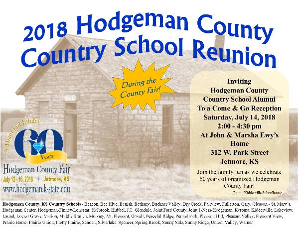 2018 Country School Reunion